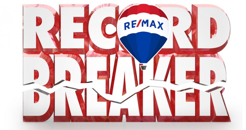 Simply Unbelievable!!! Best month in the history of RE/MAX SA!!!!