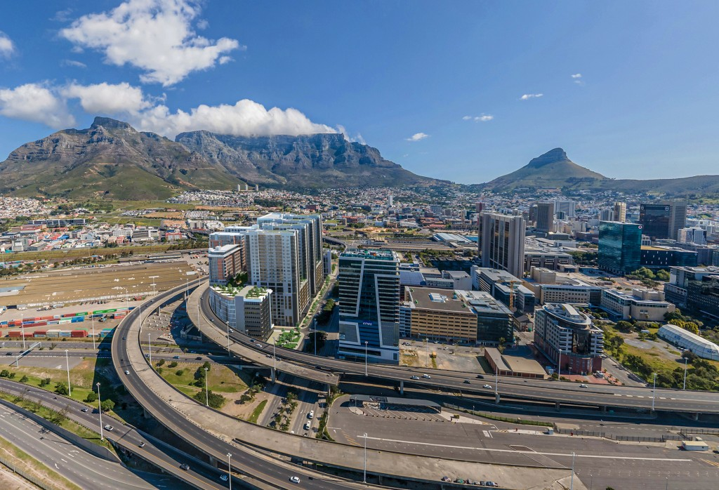 Absa Bank partners with the Amdec Group to bring iconic Harbour Arch development to fruition